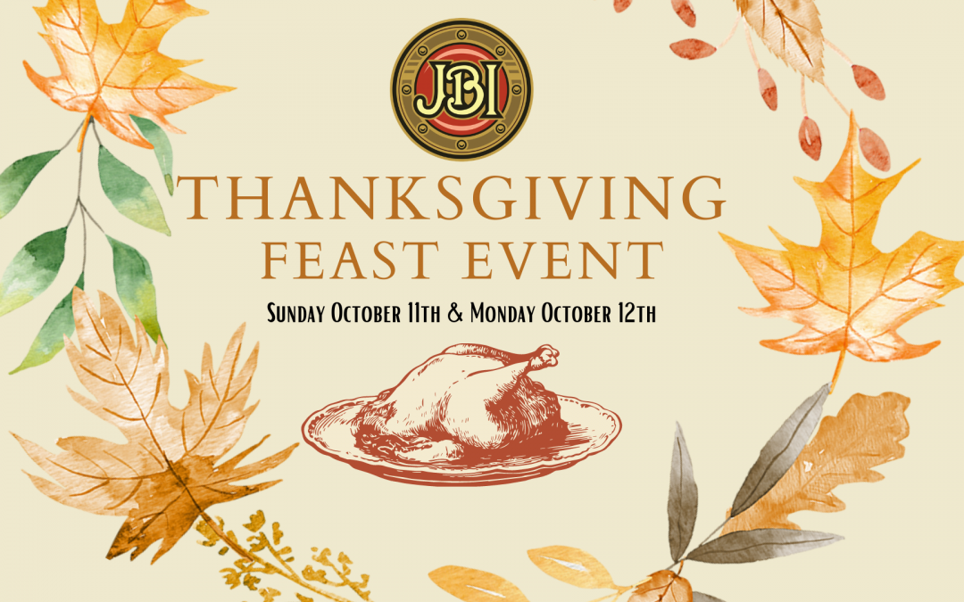 The JBI Thanksgiving Feast Event
